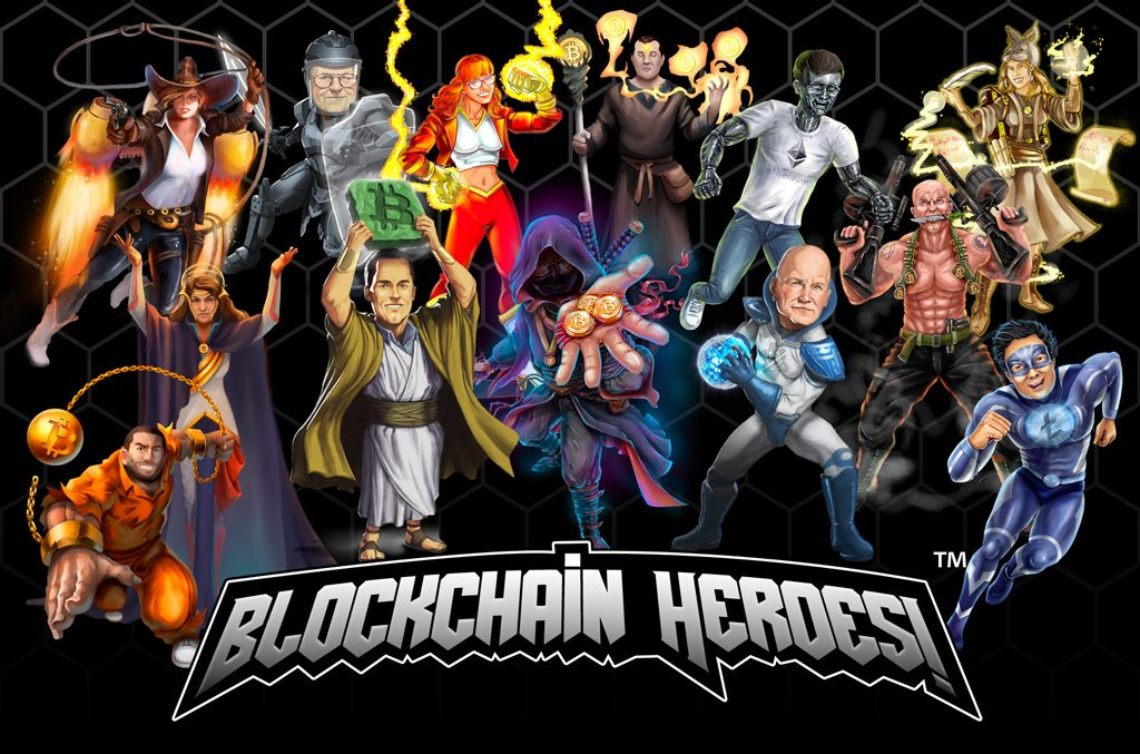 Electroneum and Blockchain Heroes for new NFTs