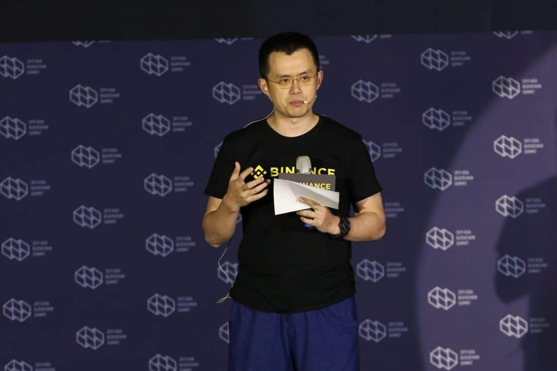 """Binance: """"we should make 20-30 acquisitions every year"""""""