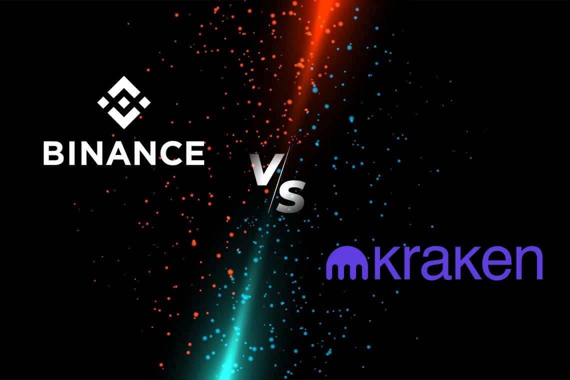 Binance vs. Kraken: A Comparison Between Leading Exchanges in Europe