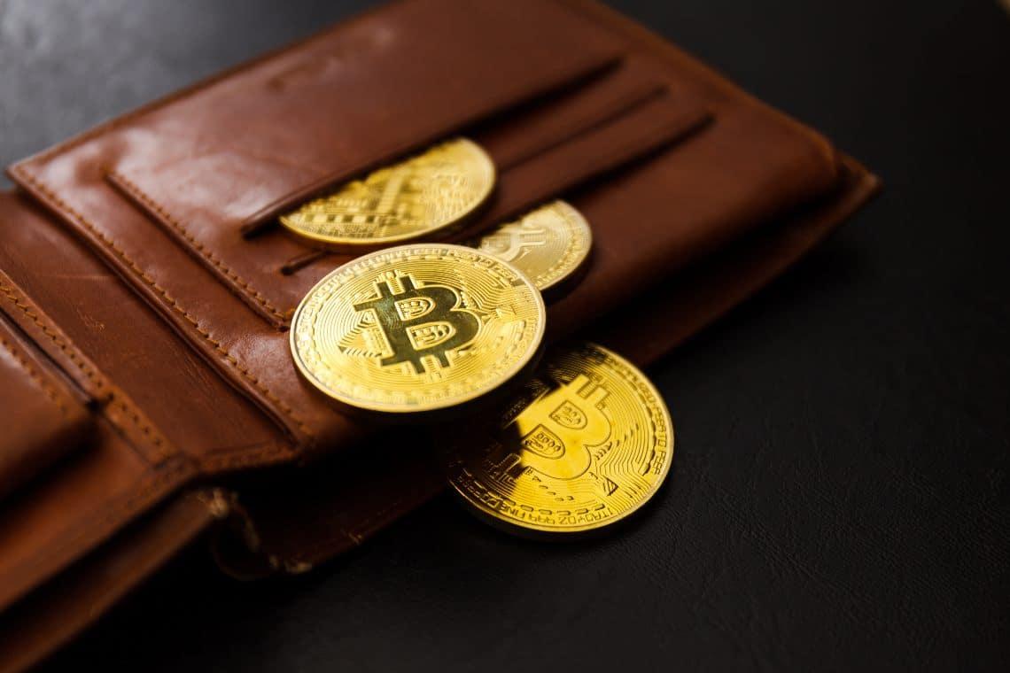 Bitcoin: BTC addresses increase