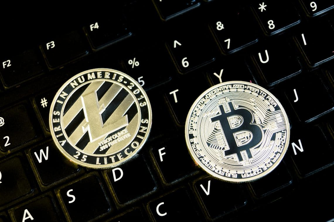 Litecoin: <bold>Charlie</bold> Lee takes part in a Bitcoin-based project