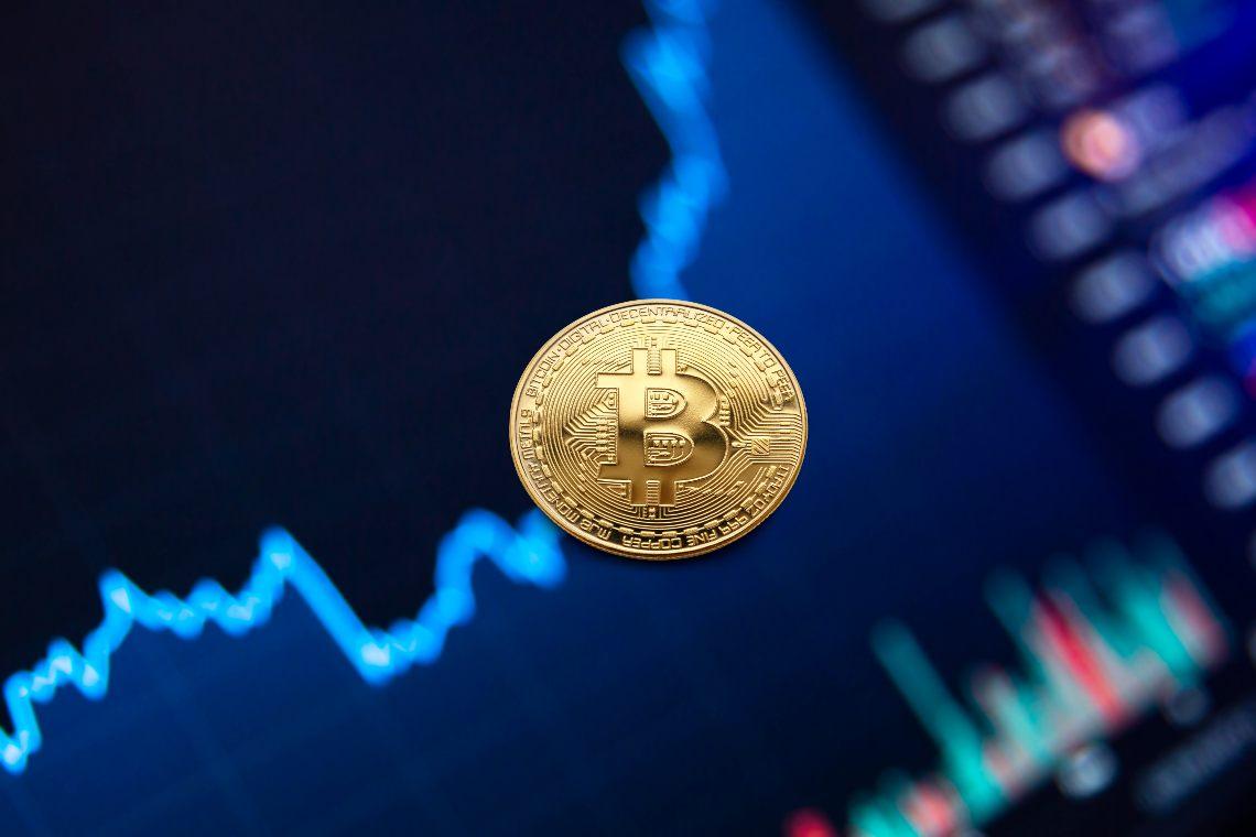 Bitcoin, +45% in November 2020