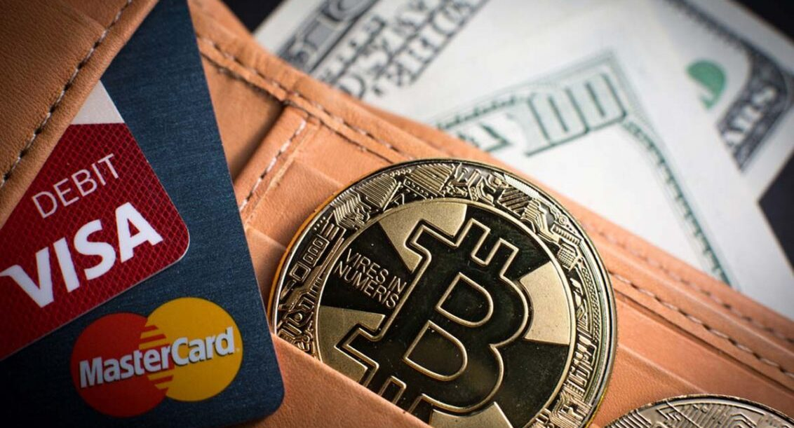 5 Visa cards with rewards for spending bitcoin