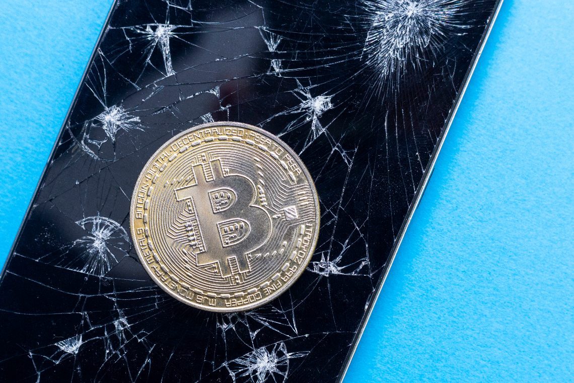 Whales could bring down the price of BTC