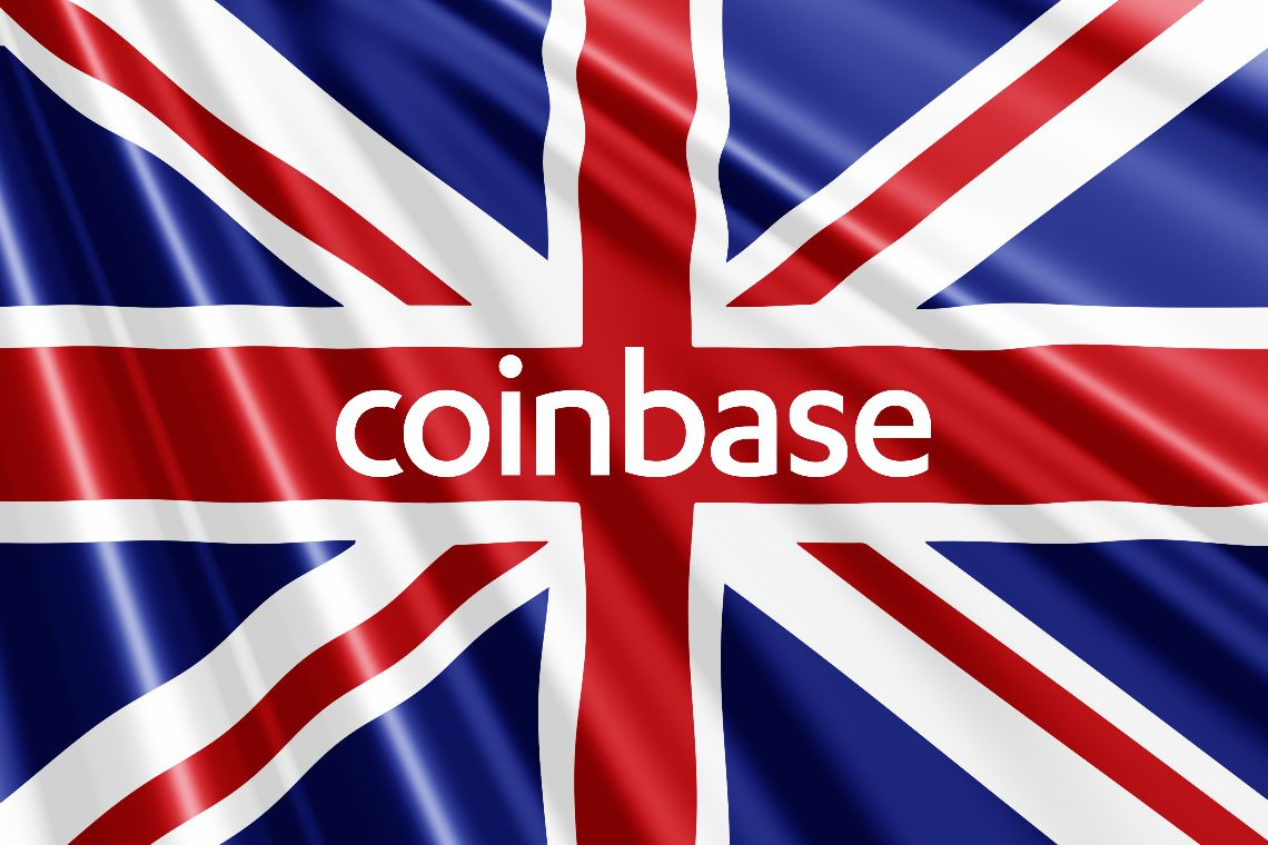 Coinbase UK: -38% of turnover in 2019