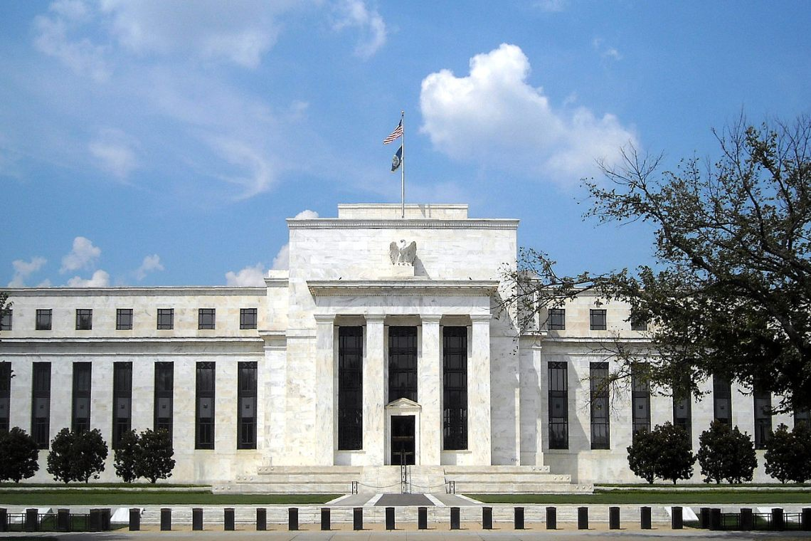 Federal Reserve, no changes in policy to support the US