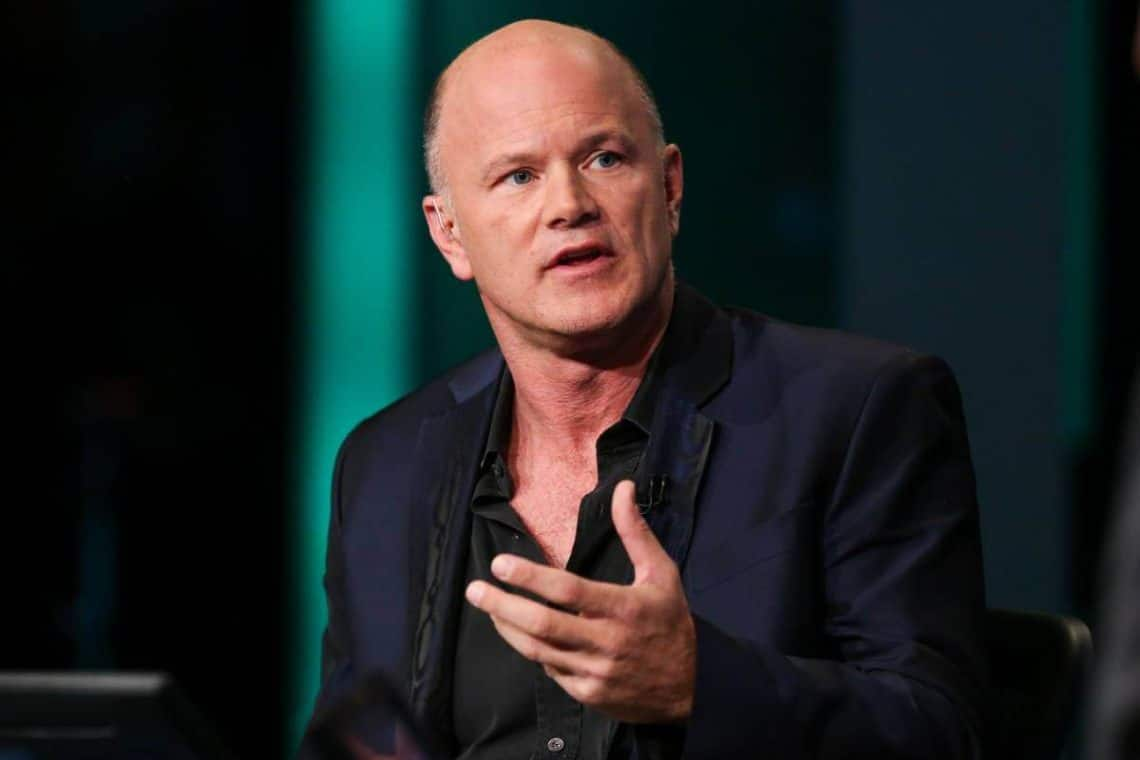 """Mike Novogratz: """"a blessing for the cryptocurrency revolution"""""""