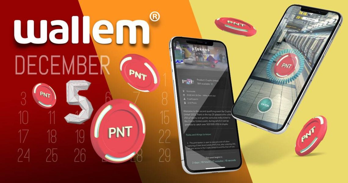 Wallem: new crypto event in collaboration with pTokens