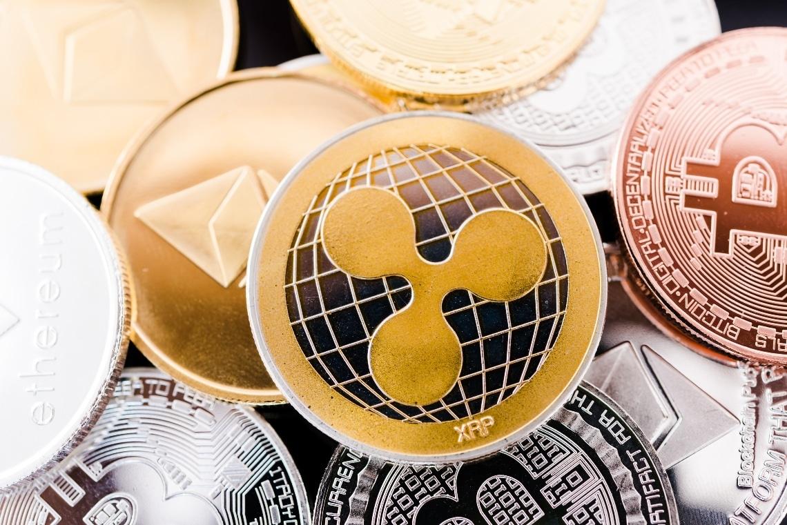 Litecoin surpasses XRP by market cap