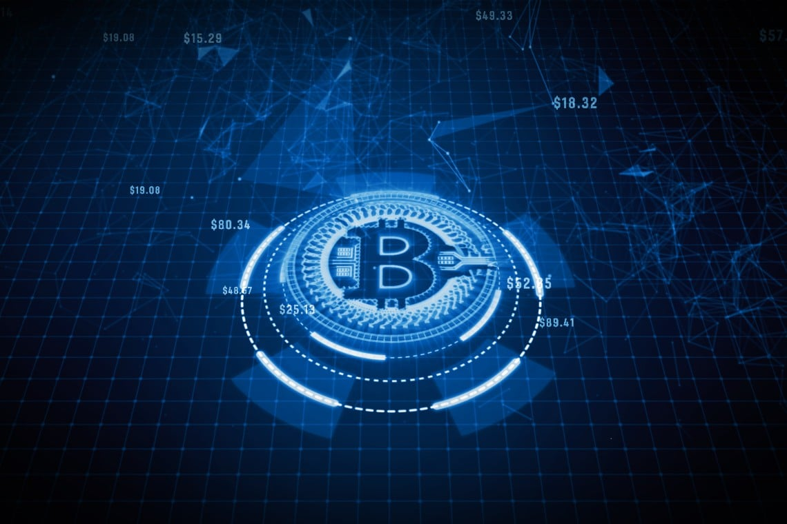 Bitcoin and data security on the blockchain
