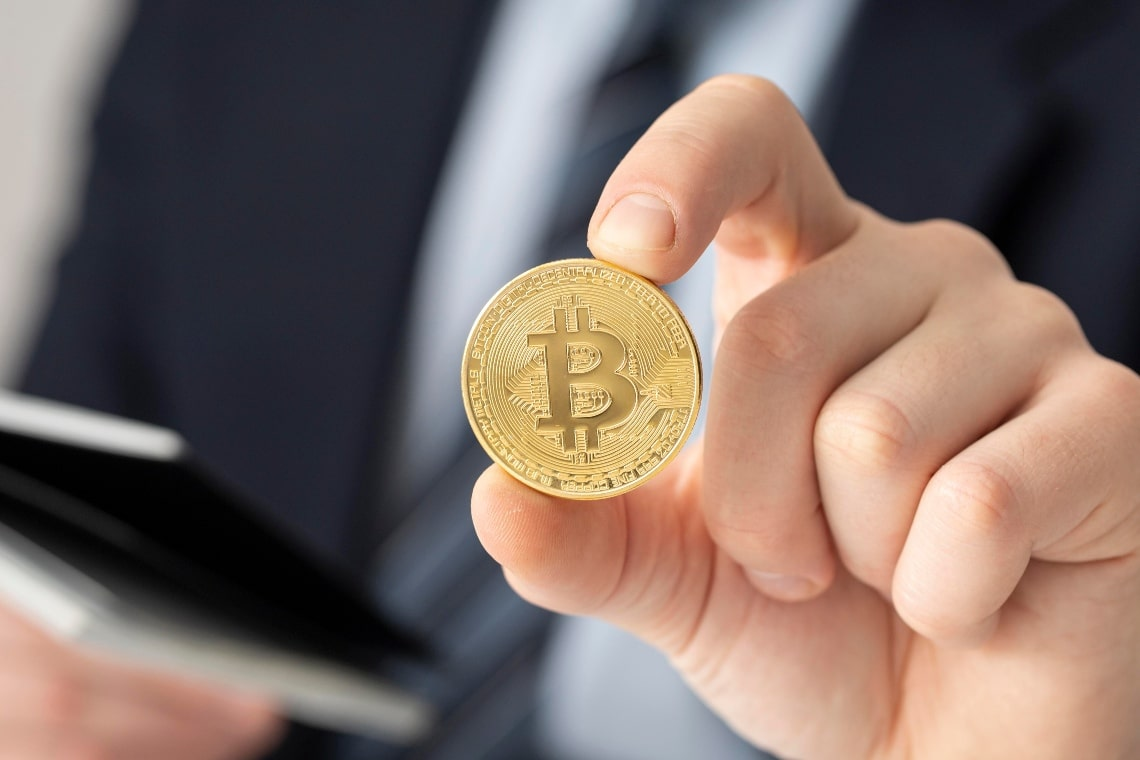 Bloomberg: price of bitcoin at $50,000