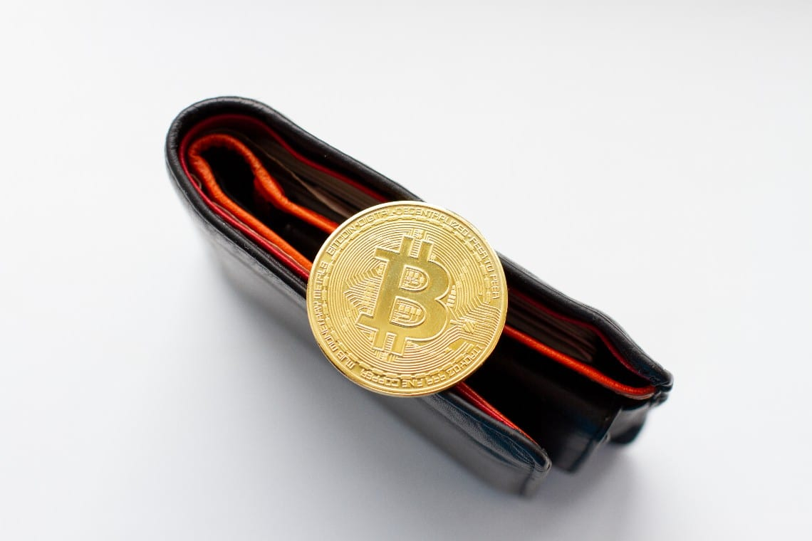 France: 127 bitcoin found in an old wallet
