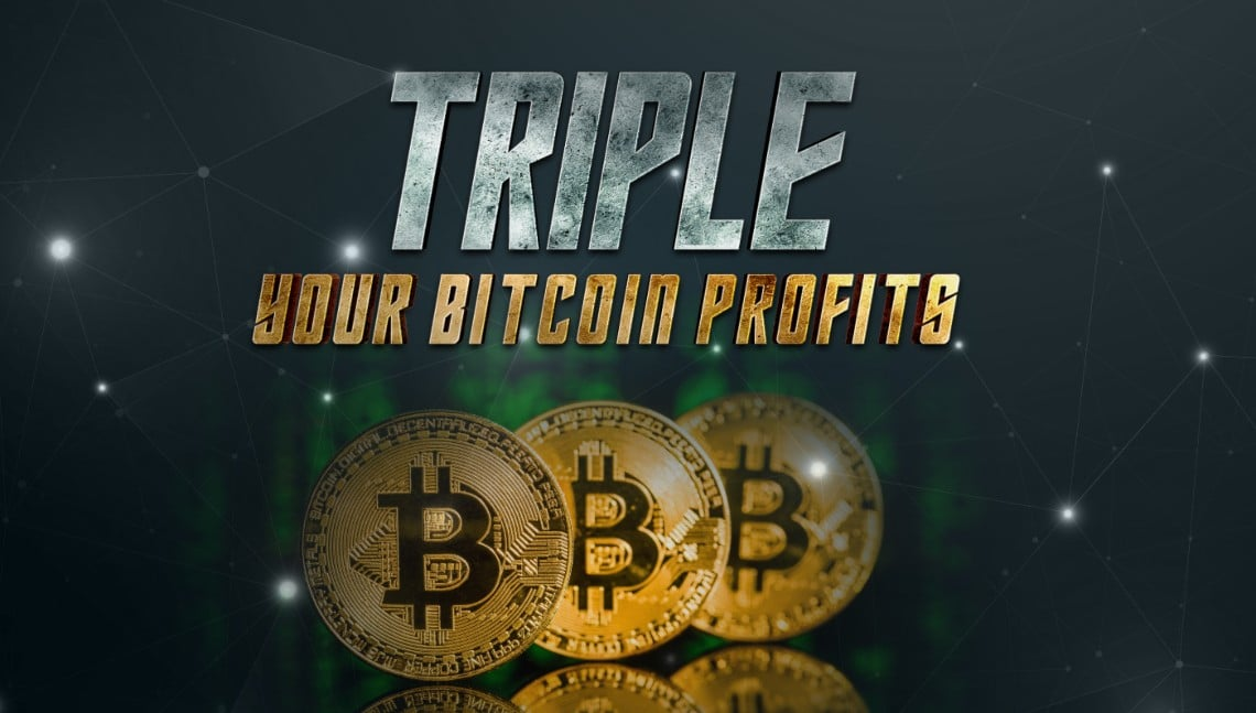How this Simple Strategy can Triple Your Bitcoin Profits
