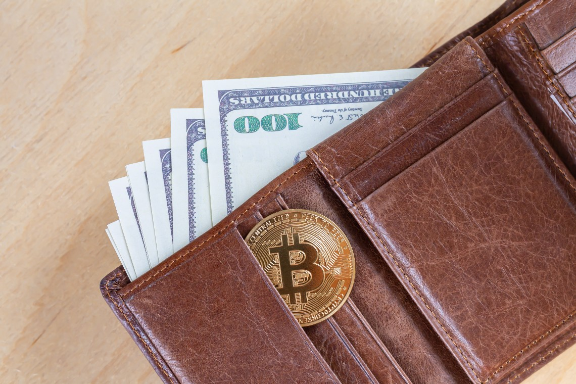 Bitcoin: historic record for whale wallets