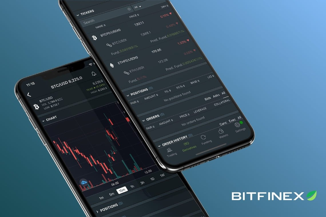 Bitfinex now allows margin trading for Polkadot/BTC