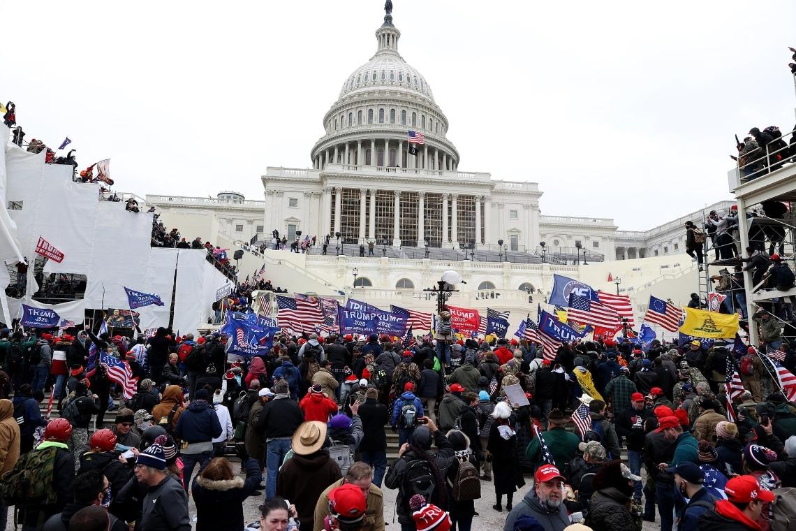 Trump Capitol Hill