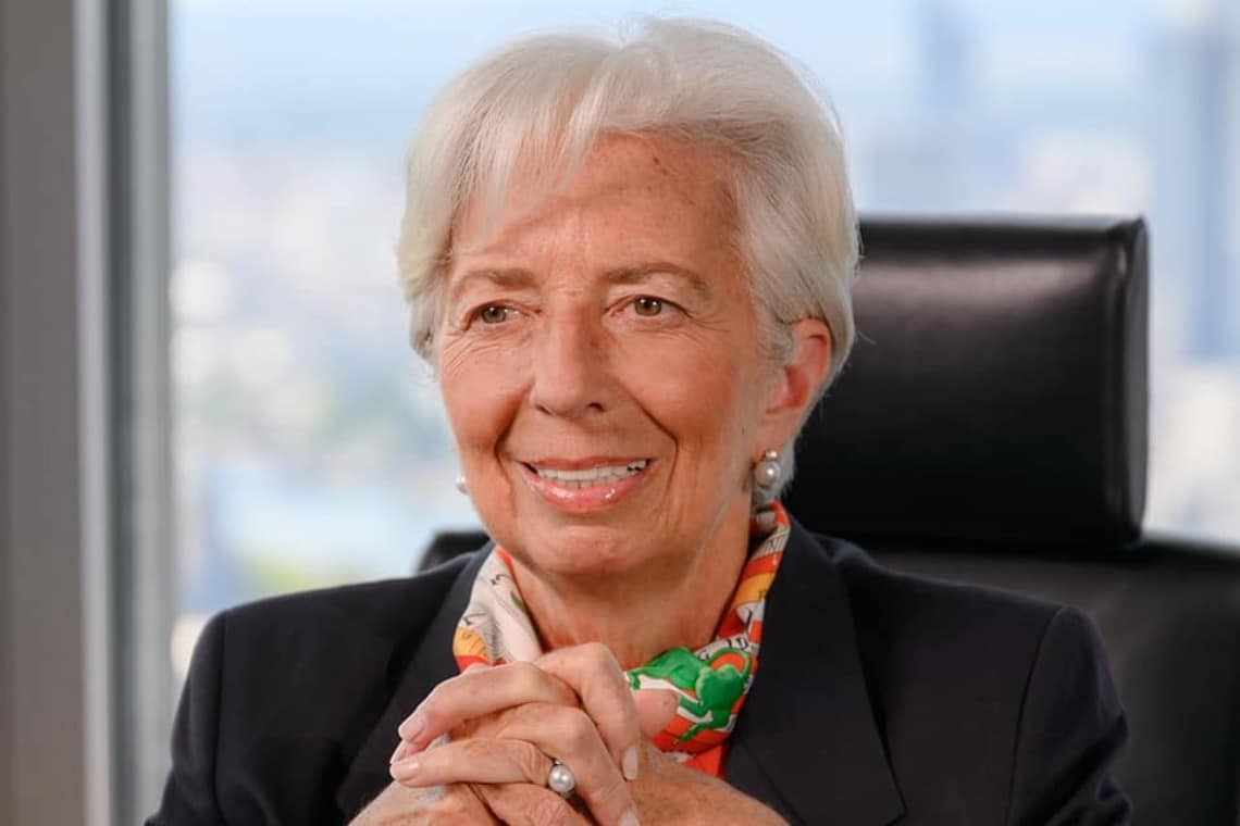 Christine Lagarde: 'Bitcoin is funny business'