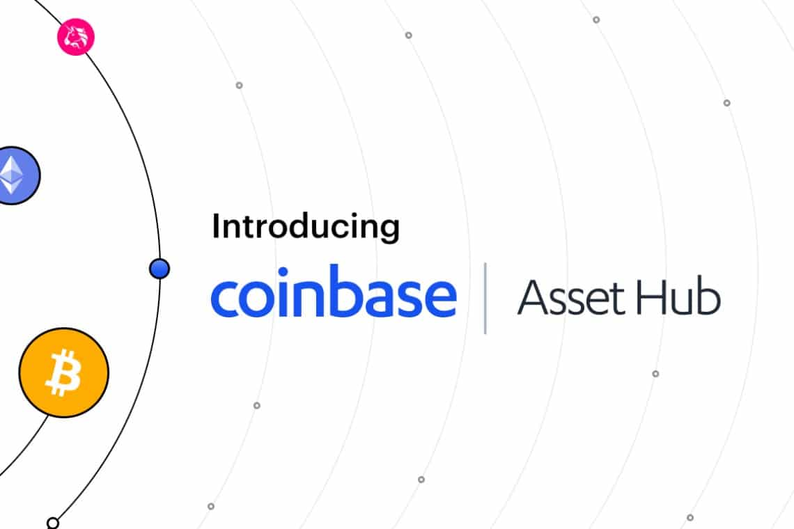 Coinbase launches Asset Hub for free token listing