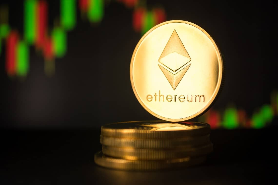 Ethereum hits record highs but profit-taking kicks in