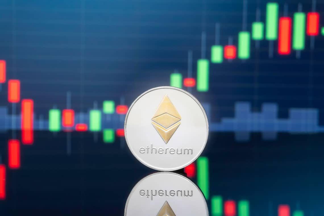 Ethereum, price at $1,480: it's a record