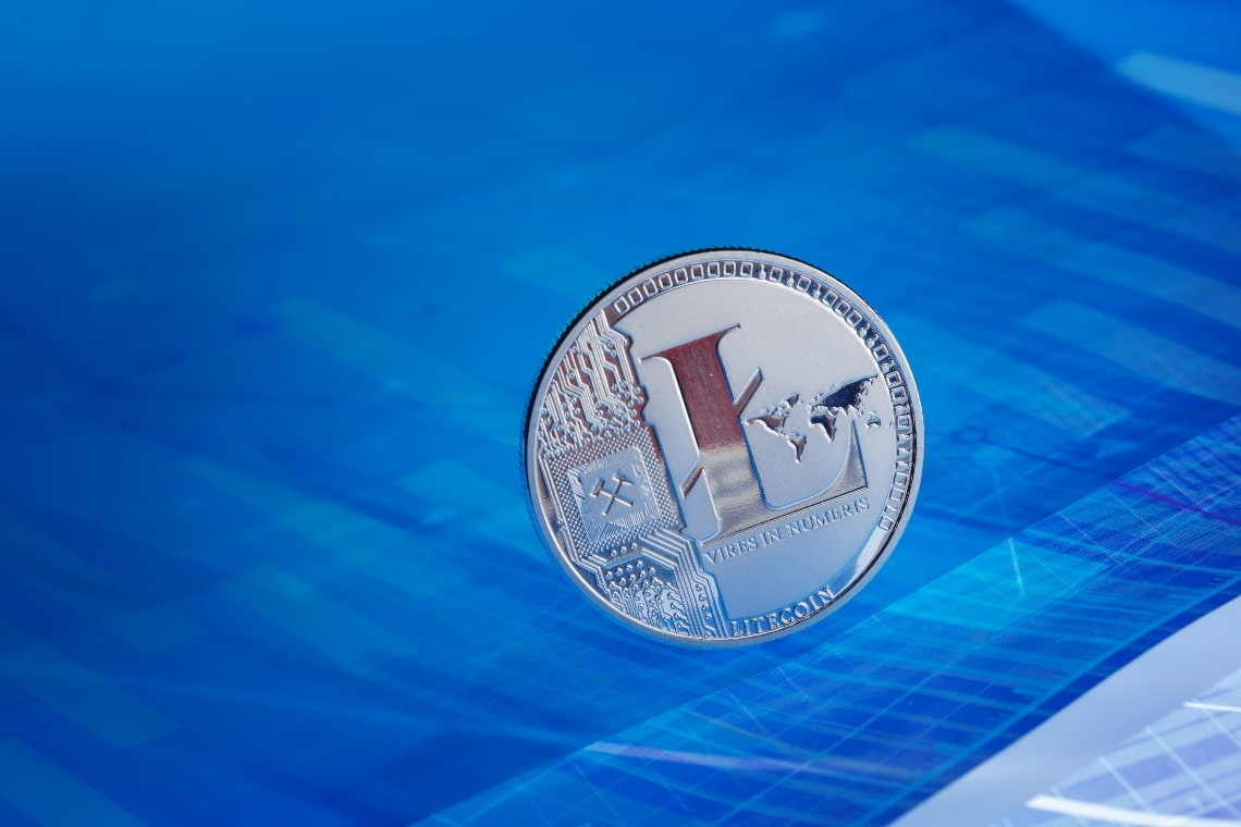 Volatility hits the price of Litecoin