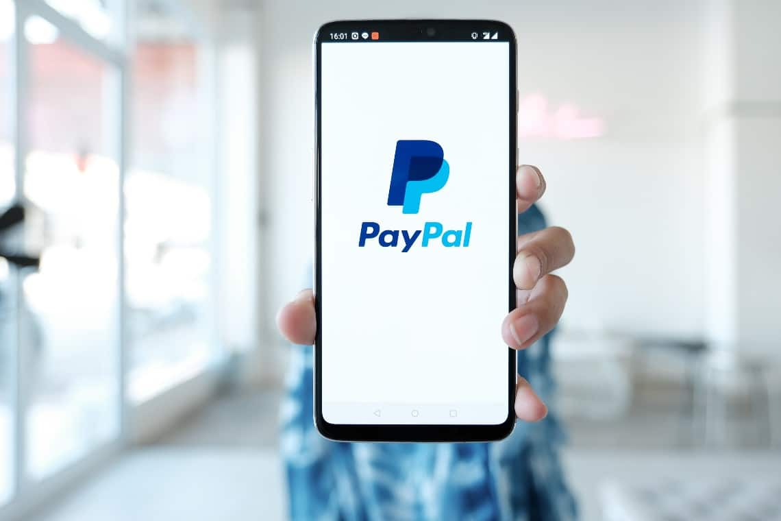 PayPal, stock and revenue grow thanks to cryptocurrencies