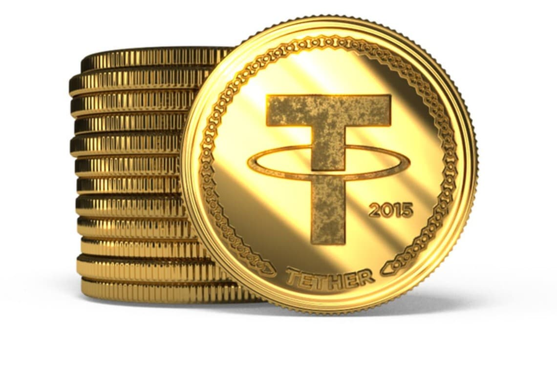Tether: record capitalization for USDT. Soaring over $25 billion
