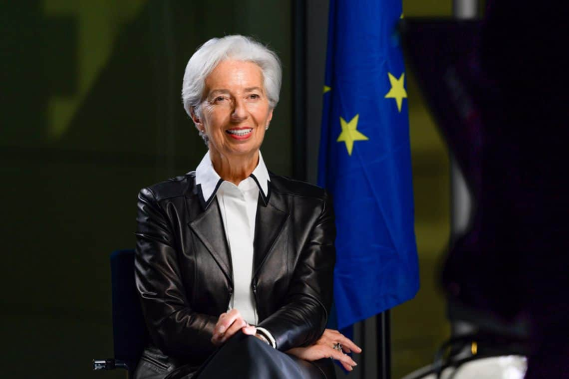 Christine Lagarde: 'Bitcoin is not for central banks'