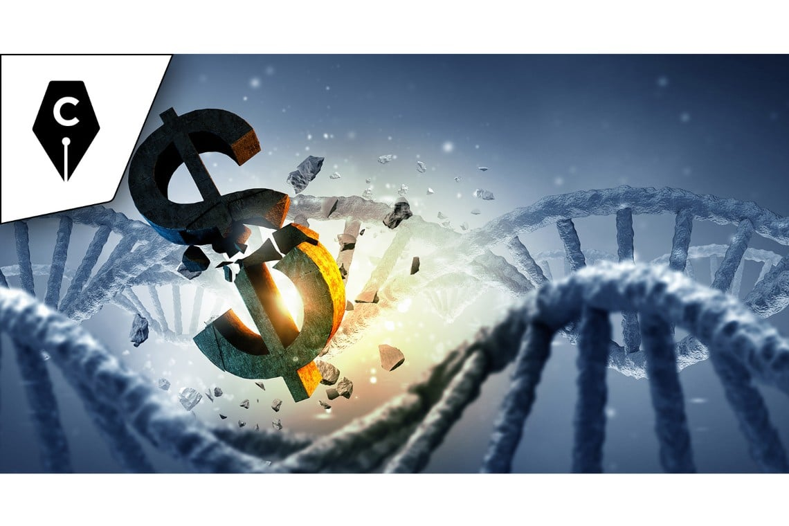 DNA – how can you monetise the new gold?