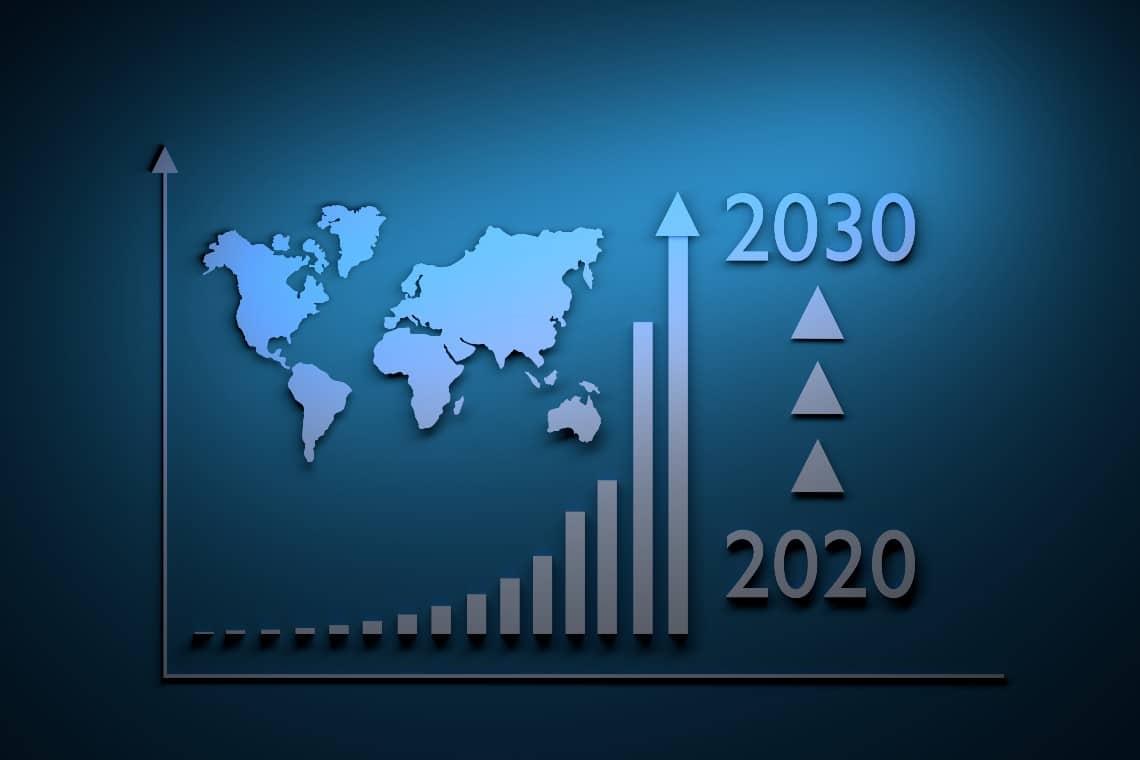 Bitcoin: price predictions for 2030