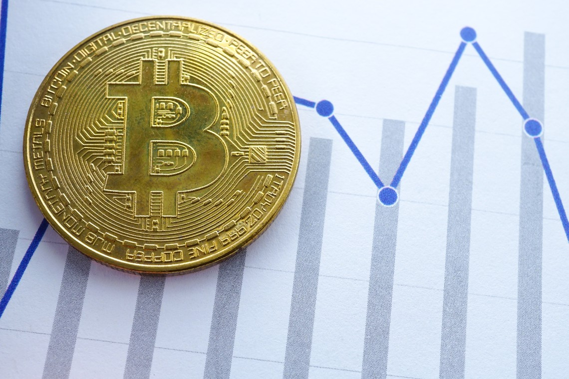 Bitcoin, double-digit decline and recovery