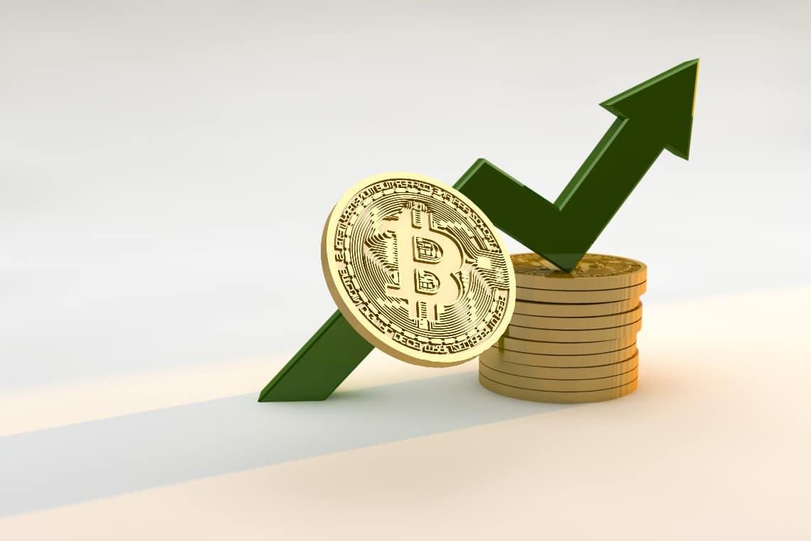 Bitcoin gains