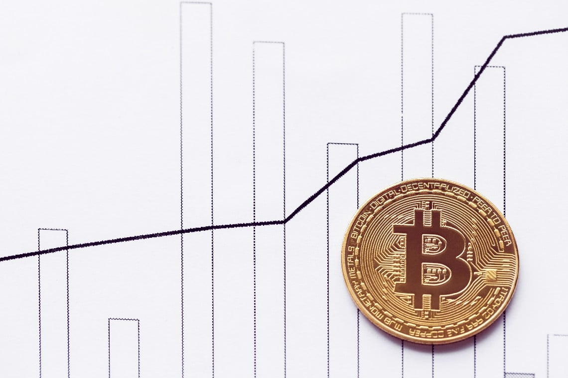 Bitcoin: new all-time high at $48,000