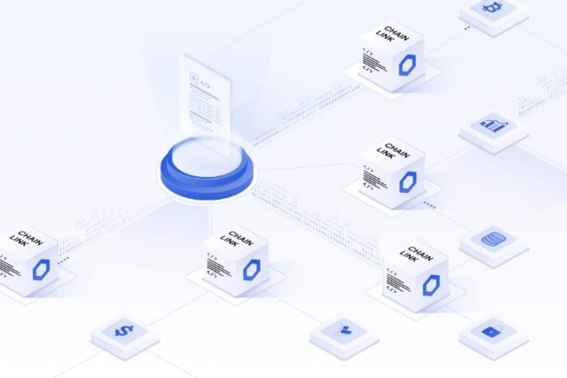 Chainlink: the price and project news