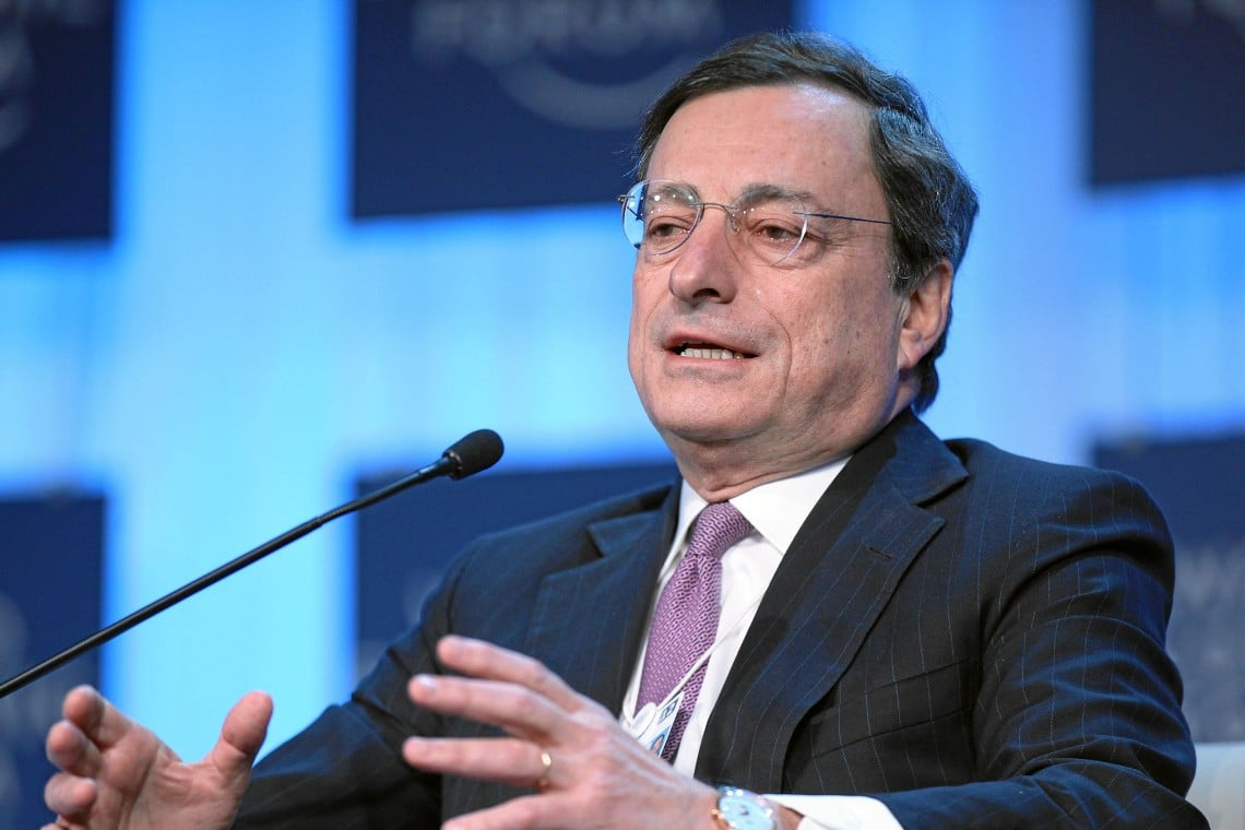 Italy: market benefits from Mario Draghi's appointment