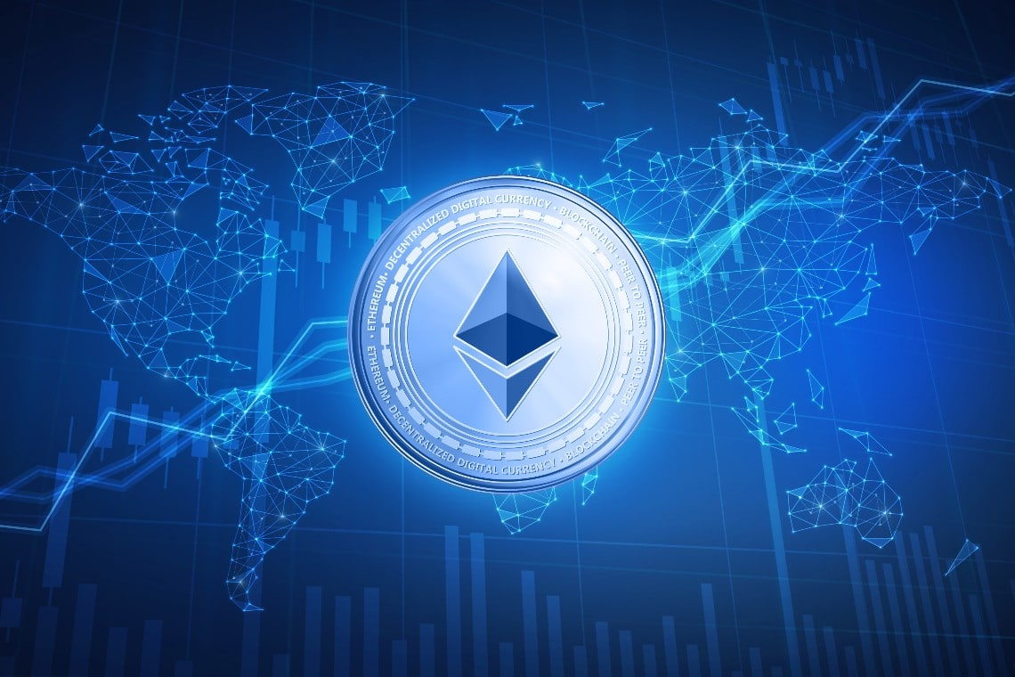 New record high for Ethereum