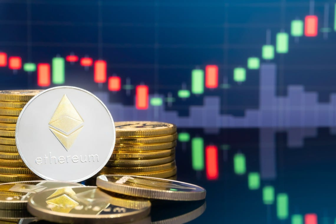 Ethereum: an increase of 30% in 4 days