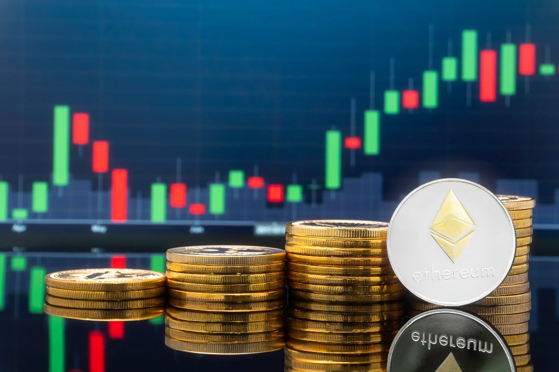 Ethereum: four consecutive days of record highs