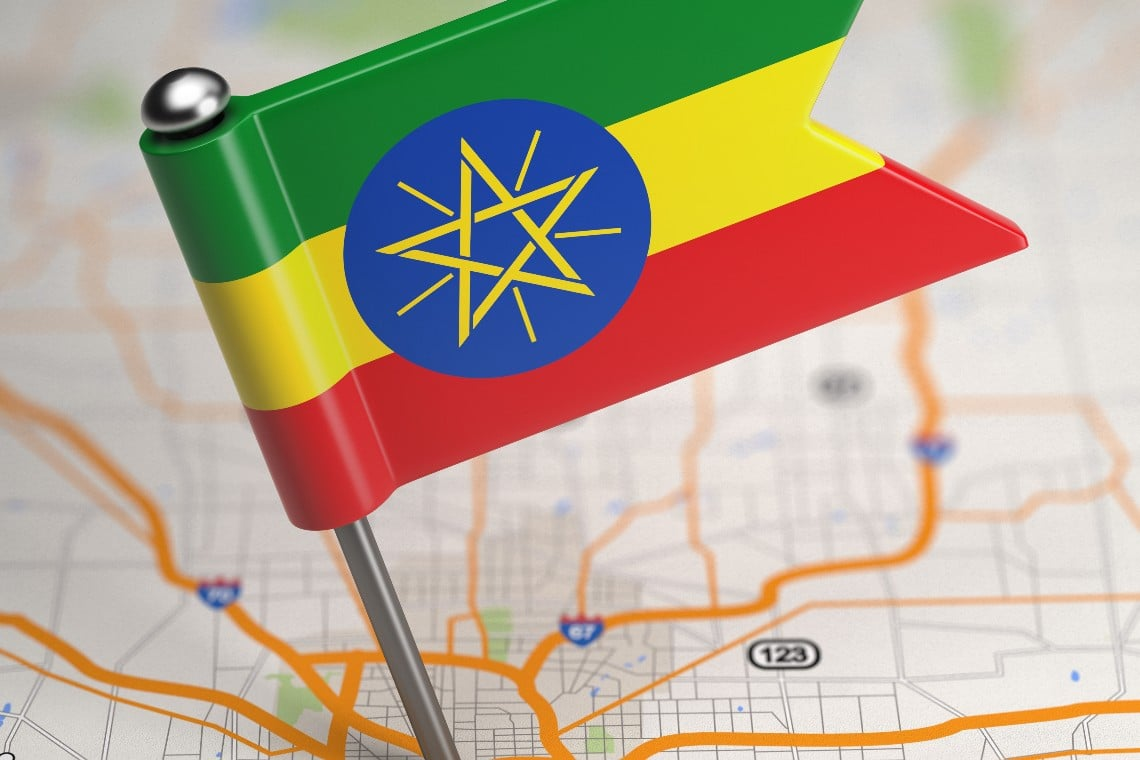 Ethiopia: is the new identification system based on Cardano?