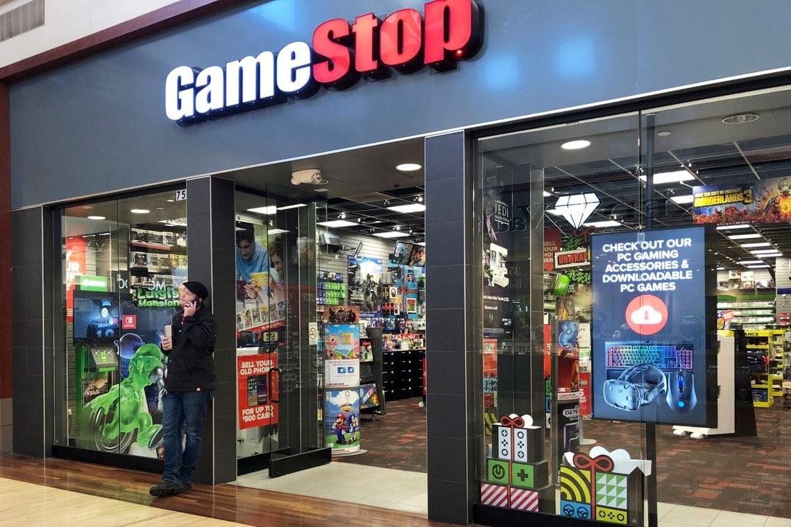 GameStop stock rises again