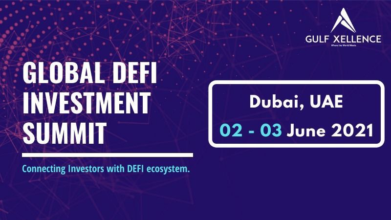Global DeFI Investment Summit: a new event about DEFI