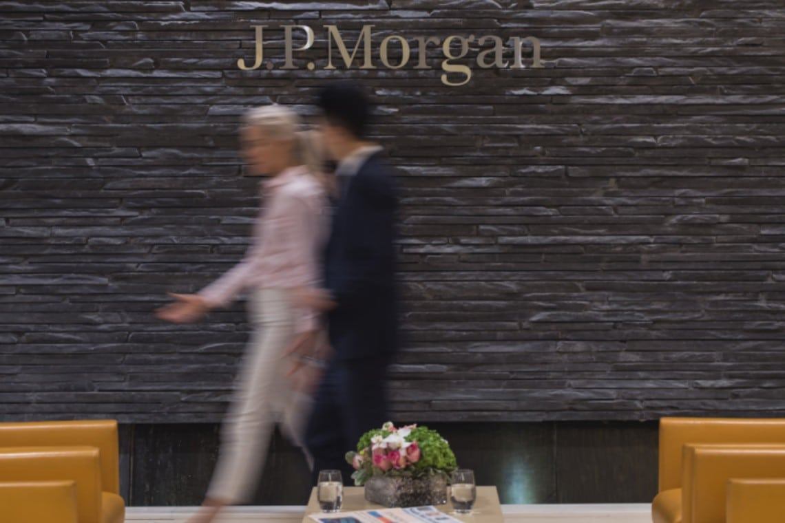 JP Morgan: a loss of confidence in Tether would be a shock