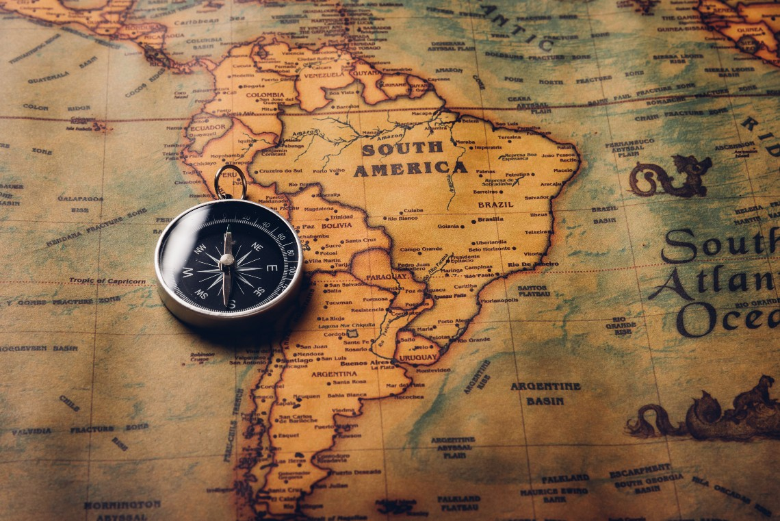 EOS expands in Latin America