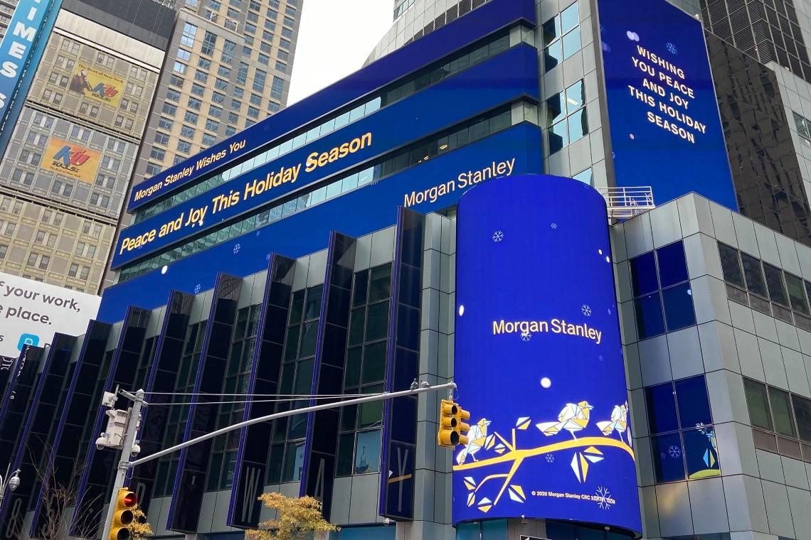 Bitcoin ETF: Morgan Stanley also involved