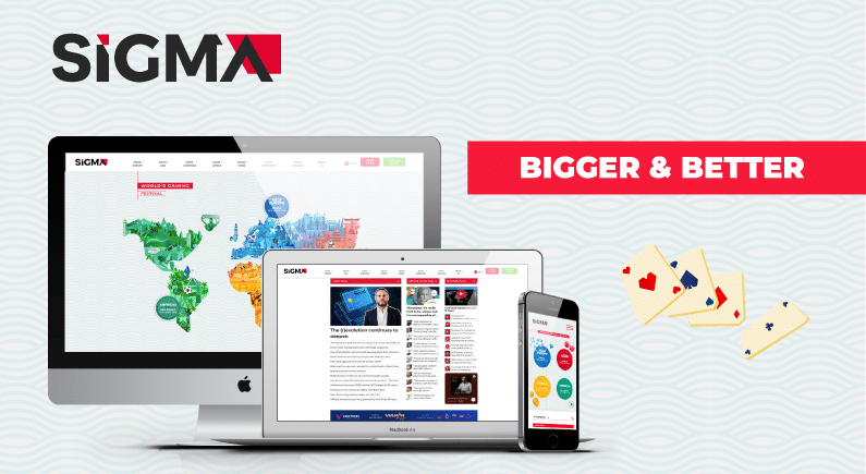 SiGMA event website becomes leading portal for news and events