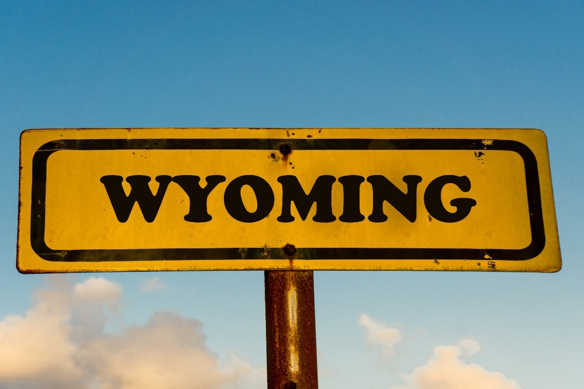Ripple is now registered in Wyoming