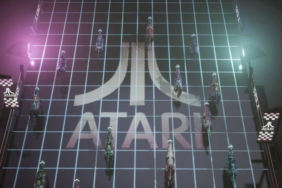 Atari launches NFT Capsule Collection