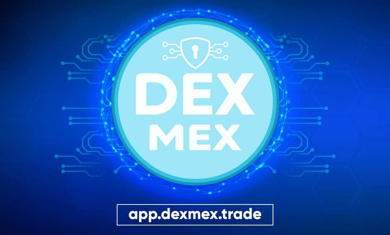 DexMex - A Decentralized Crypto Exchange with Leverage Trading