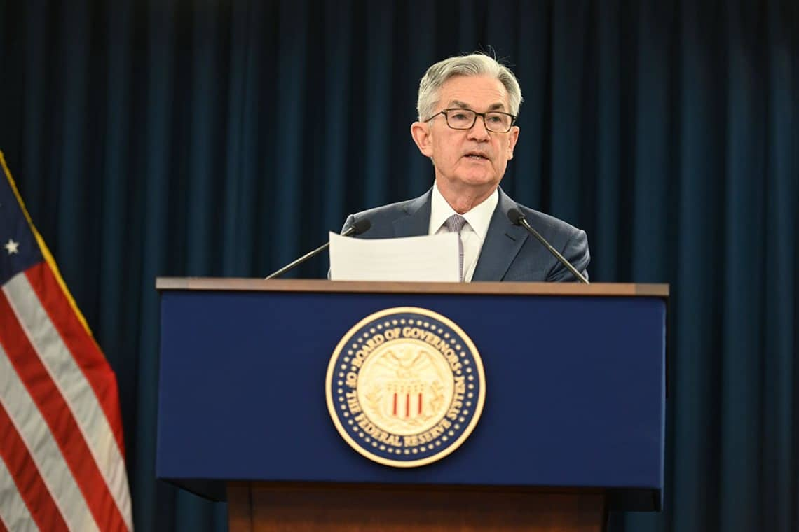 Jerome Powell: Bitcoin won't replace the dollar