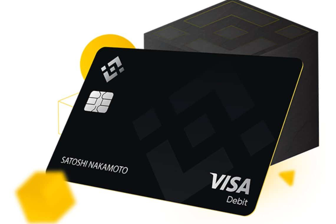 Binance Card: free, easy and fast